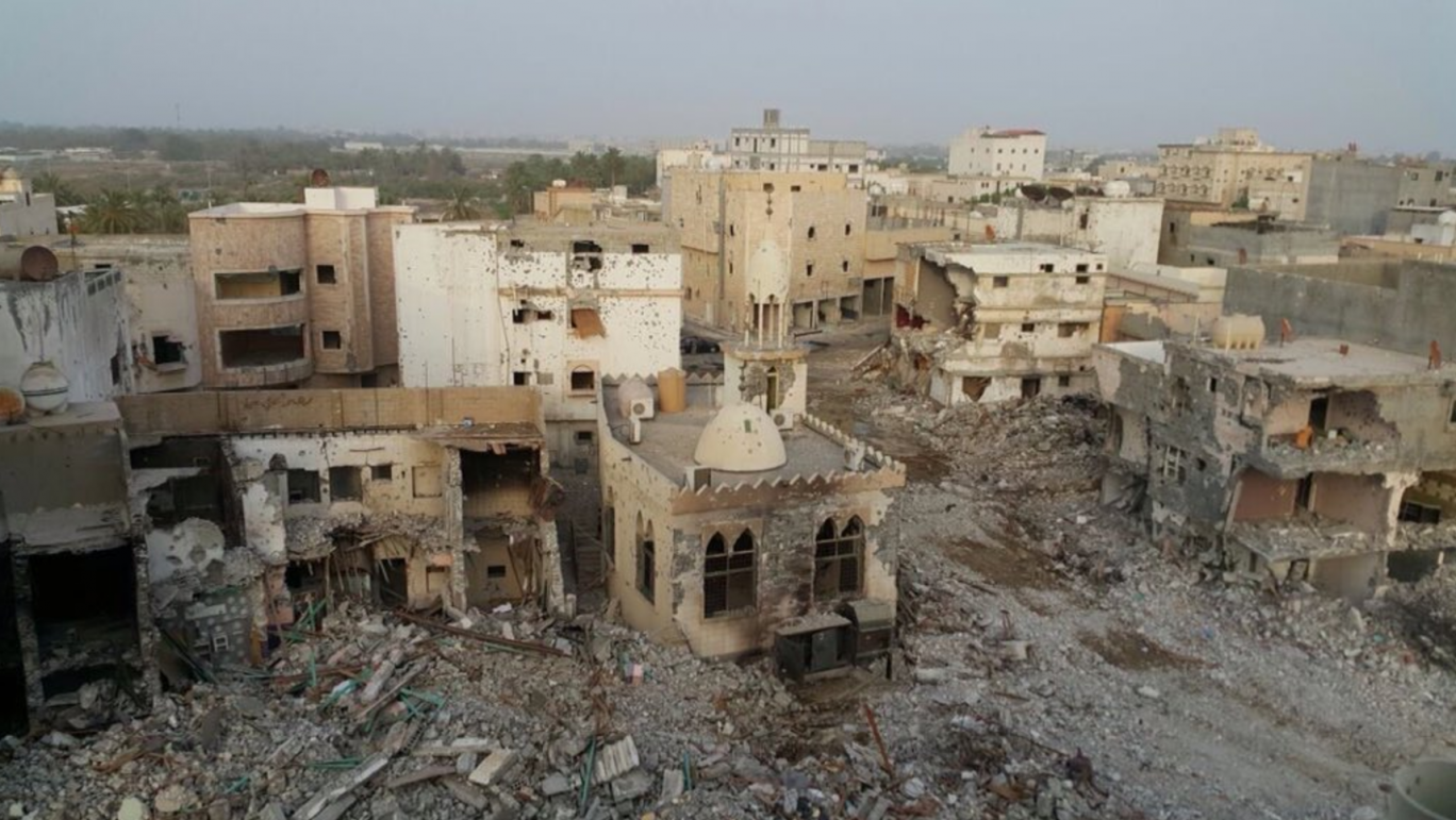 Photo of Inside the Saudi town that's been under siege for three months by its own government