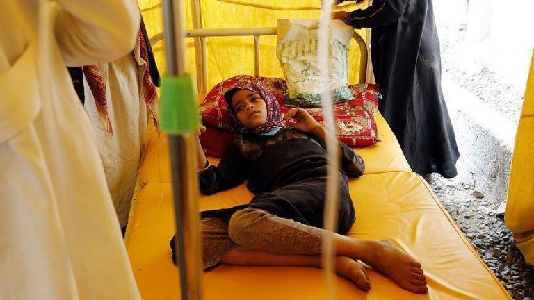 Cholera has killed 2,018 people in Yemen: WHO