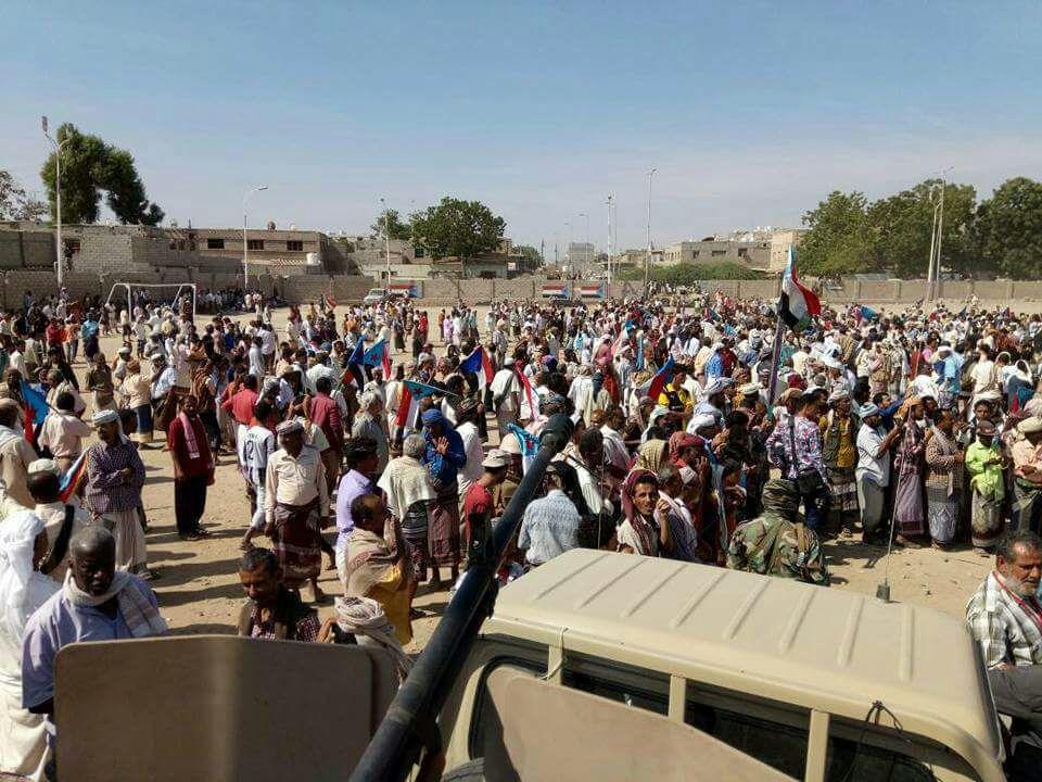 Photo of صفعة قوية وغير مسبوقة يتلقاها «عيدروس الزبيدي» في محافظة أبين