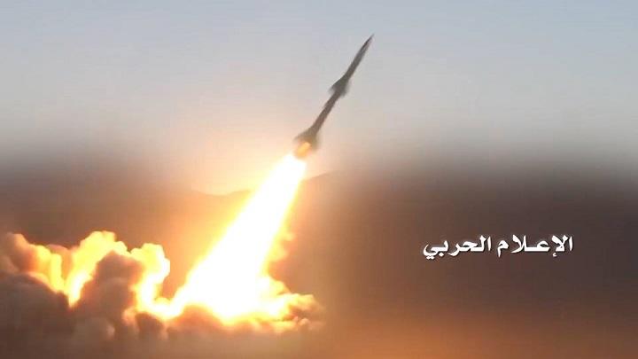 Photo of عاجل : الحوثيون يعلنون عن إطلاق صاروخ بعيد المدى على مطار الملك خالد الدولي بالرياض