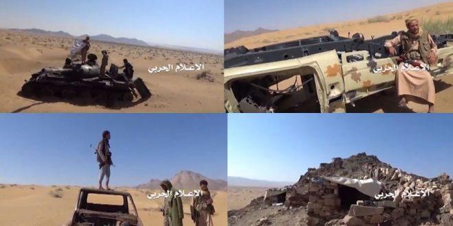 Photo of قوات صنعاء تنفذ هجوم مباغت وصف بالأعنف من نوعه ينتهي بقطع خطوط الامداد على قوات التحالف شمال يختل