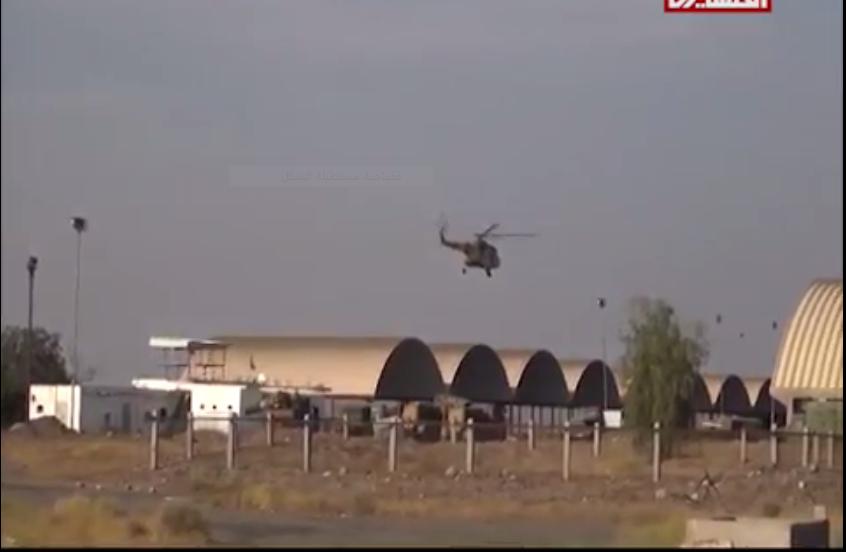 Photo of قوات صنعاء على أبواب قاعدة العند الاستراتيجية ـ شاهد الفيديوـ