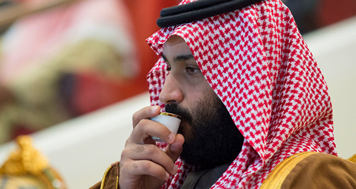 """Photo of سعودي يهدد  كل من يعارض بن سلمان بـ""""المنشار"""""""