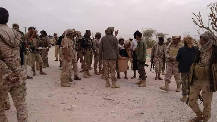 Photo of اليمن: مسلحون يهاجمون نقطة لـ «النخبة» في عتق بشبوة