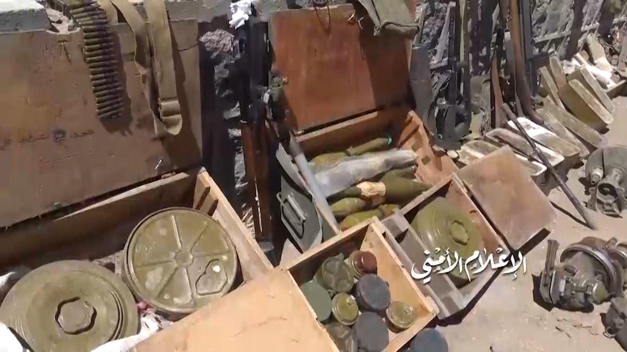 Photo of ذمار: ضبط خلية من «القاعدة» بحوزتها أسلحة متنوعة