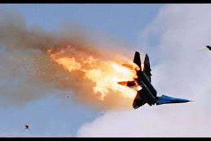 Photo of القوة الصاروخية في صنعاء تصيب طائرة للتحالف فوق صعدة