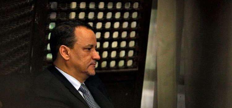 Photo of بعد انتهاء فترة عملة .. ولد الشيخ يعترف بأنة ليس هناك من يمكنه التأثير على الحوثيين