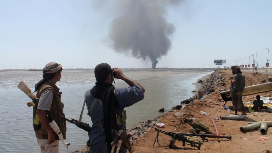 Photo of اليمن و«لعنة البحر»: هل تسيطر الإمارات على الساحل الغربي؟