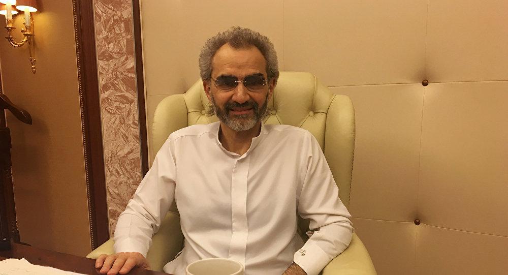 Photo of الأمير السعودي الوليد بن طلال غاضب ويتوعد بالرد