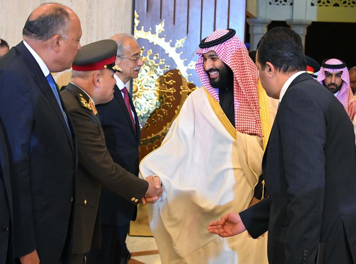 Photo of مصر تمنح السعودية ألف كيلومتر جنوب سيناء