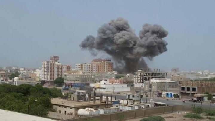 Photo of هكذا تعامل قوات التحالف المدنيين في الحديدة
