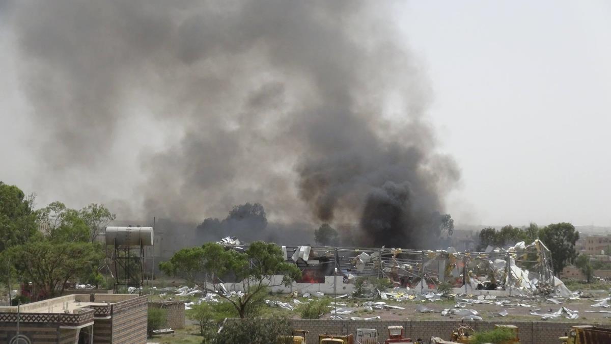 Photo of صعدة: قصف سعودي مكثف على منازل في رازح