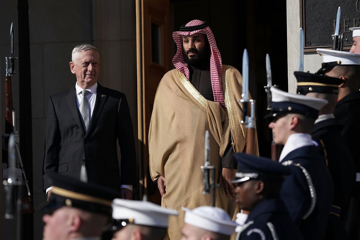 Photo of بعيداً عن الشرعية المزعومة .. وزير الدفاع الأمريكي لابن سلمان: من الضروري إيجاد حل للحرب