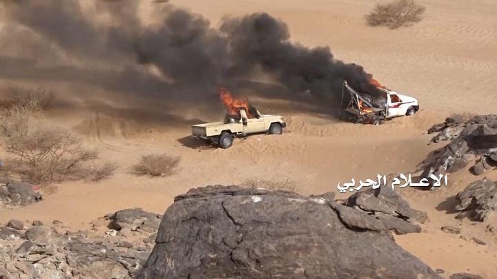 Photo of قوات صنعاء تشن هجوم مباعت على موقع بنجران.. وتسقط طائرة استطلاع في صعدة