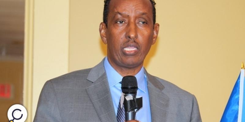 """وزير خارجية الصومال يحذر """"موانئ دبي"""" من انتهاك سيادة بلاده"""