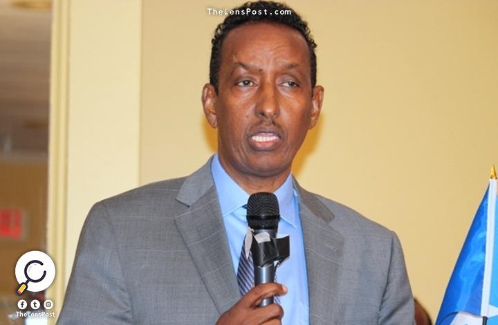 """Photo of وزير خارجية الصومال يحذر """"موانئ دبي"""" من انتهاك سيادة بلاده"""