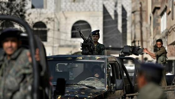 """Photo of """"أخطر زعماء داعش"""" في يد الأجهزة الأمنية التابعة لصنعاء"""