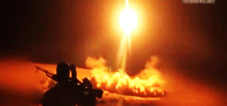 Photo of جبهة الساحل الغربي:قوات الإنقاذ تطلق صاروخاً باليستياً على تجمعات قوات التحالف