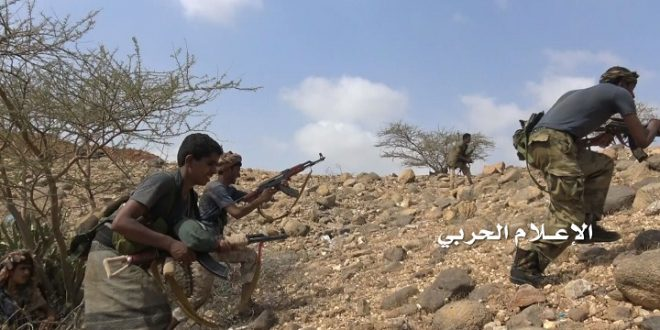 Photo of قوات الإنقاذ تنفذ عملية عسكرية على مواقع قوات هادي في لحج