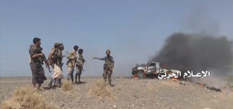 Photo of قوات صنعاء تهاجم مواقع قوات التحالف في الساحل الغربي