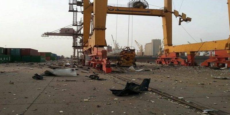 """مؤسسة البحر الأحمر""""التحالف يمنع وصول السفن الإنسانية إلى ميناء الحديدة"""""""