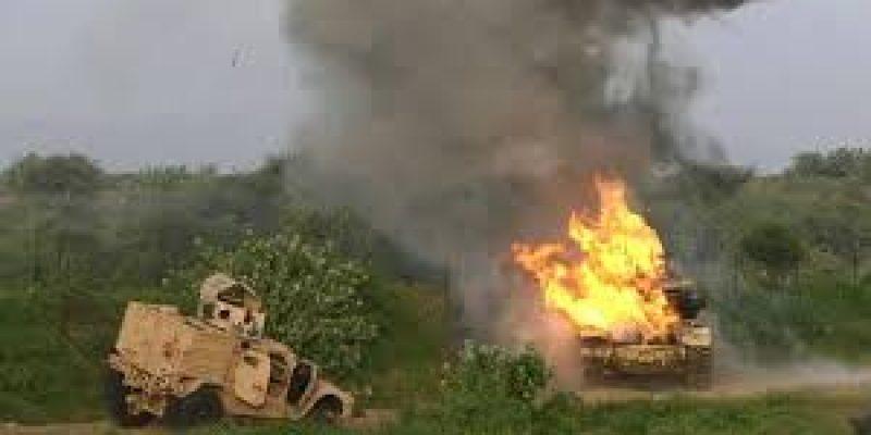 قوات الإنقاذ تنفذ كمينا لقوات سودانية في جيزان