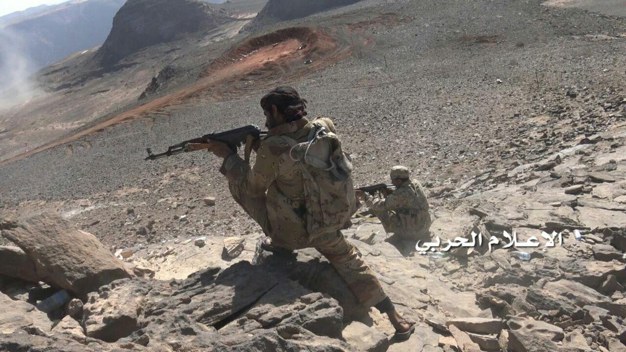 Photo of جبهة نهم:قوات صنعاء تنفذ عملية عسكرية على مواقع قوات هادي