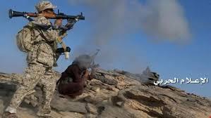 Photo of القوات اليمنية تهاجم مواقع الجيش السعودي في جيزان