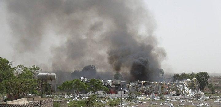 Photo of الحديدة .. مقتل 31 مدنيا بغارة جوية للتحالف