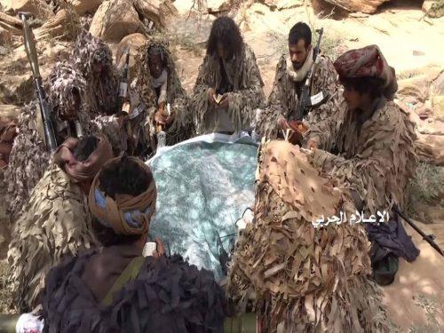 Photo of مشاهد مرعبة..لحظة اقتحام الحوثيون مواقع سعودية بنجران