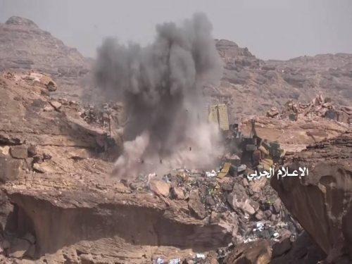"""Photo of جبهات الحدود تشتعل""""الجيش السعودي يخسر مواقع عسكرية"""""""