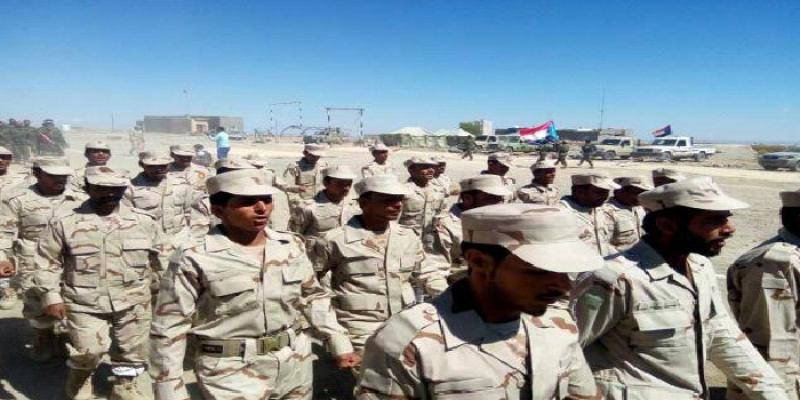 طارق صالح ينجح في إخراج قوات أبو اليمامة من عدن ..