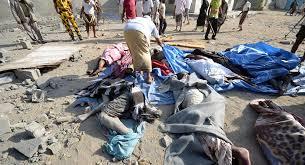Photo of حقوقية تطالب واشنطن بالتوقف عن دعم تحالف السعودية باليمن