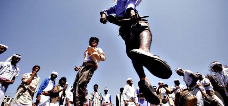 "Photo of البرع "" رقصة الحرب والفرح اليمانية"""