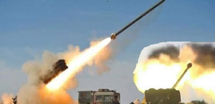 Photo of الحدود..الجيش السعودي تحت مرمى القوة الصاروخية والمدفعية اليمنية