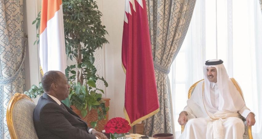 Photo of نقلة جديدة في العلاقات بين قطر وساحل العاج