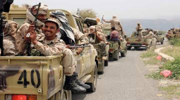 Photo of الإصلاح يترك مواقعه في مأرب.. ويوجه قواته إلى أبين