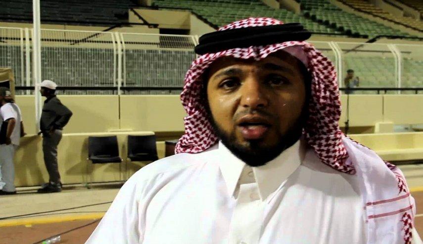 """Photo of بعد استخدام المريسل ابنته للايقاع بـ""""الدوسري""""اتحاد الإعلام الرياضي يعلن إيقافه"""