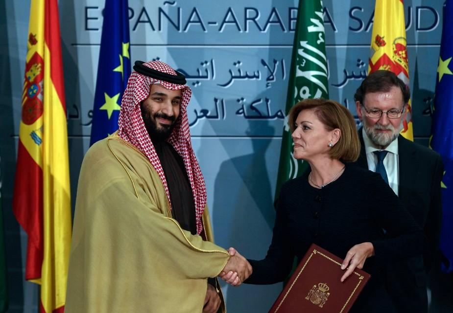 Photo of العفو الدولية تحذر اسبانيا والدول التي تسلح السعودية من تورطها بجرائم حرب