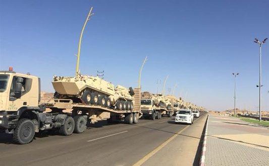 Photo of المهرة … القوات السعودية تسحب قواتها من منطقة شجن