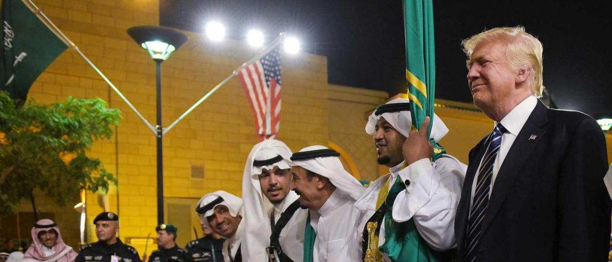Photo of ترامب والسعودية.. من الرقص بالسيف إلى التهديد به