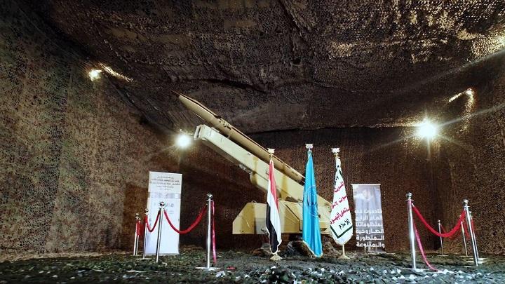 صنعاء تستهدف قوات التحالف بصاروخ باليستي في نهم