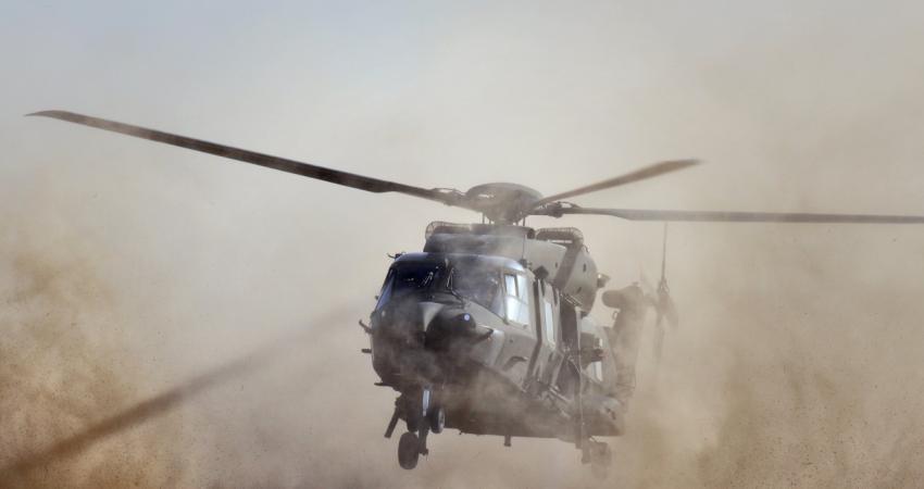 """Photo of لإنشاء سرب مروحيات """"NH90""""..الدوحة توقع اتفاقية مع ايطاليا"""