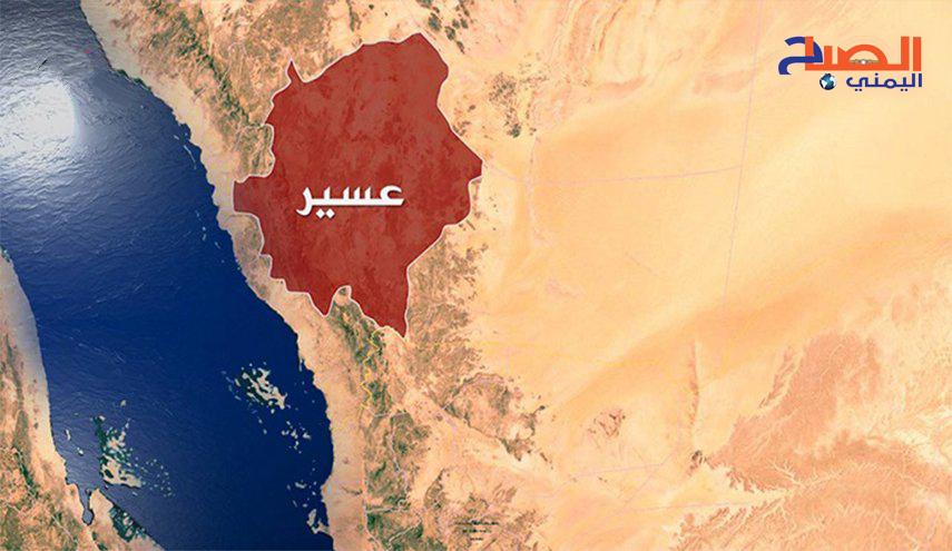 Photo of القوات اليمنية تهاجم مواقع الجيش السعودي في عسير