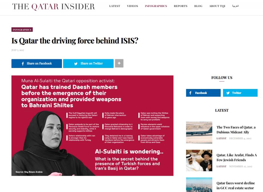 Photo of حرب الشائعات.. هذه المنافذ الإعلامية تديرها السعودية والإمارات لحصار قطر