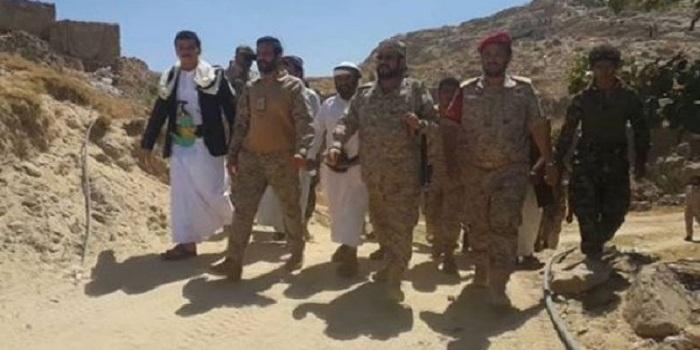 """Photo of مقتل قائد """"عاصفة الحزم"""" في جبهات الحدود"""