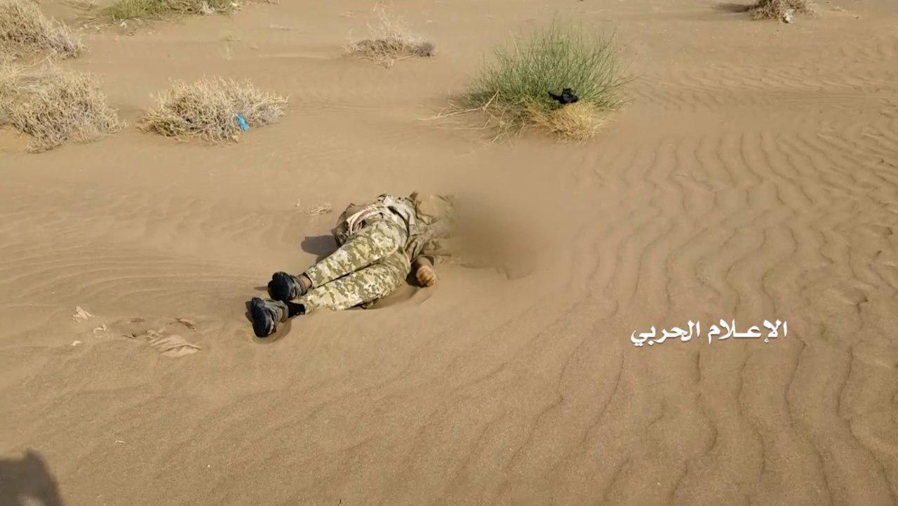 Photo of شاهد..صحراء الحديدة تبتلع مقاتلي التحالف