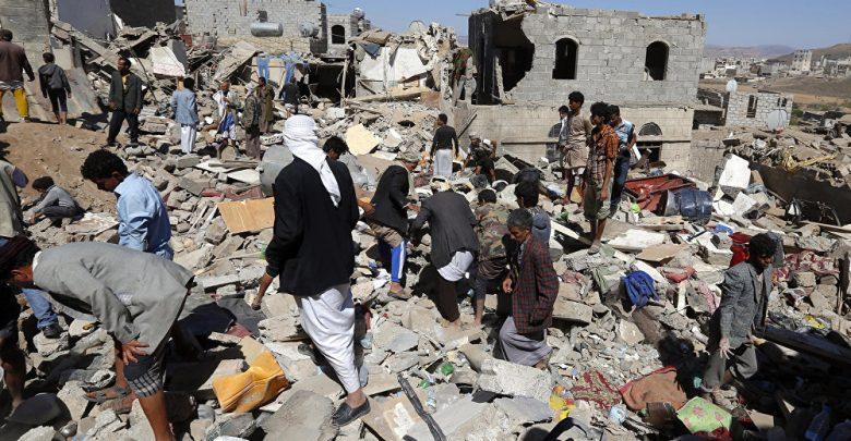 Photo of منظمات إغاثية دولية تدعو لوقف الدعم العسكري الأمريكي للسعودية