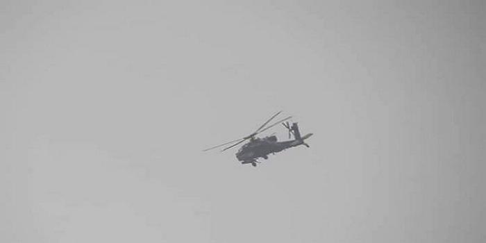 """Photo of طيران الأباتشي الإماراتي يرتكب مجزرة بحق مقاتلي """"المقاومة المشتركة"""" في الحديدة"""