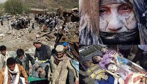 """Photo of صحيفة أمريكية تتحدث عن جرائم السعودية في اليمن وتدعو لـ""""إنهاء المعاناة اليمنية"""""""